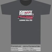 T-Shirt Men in Light Graphite